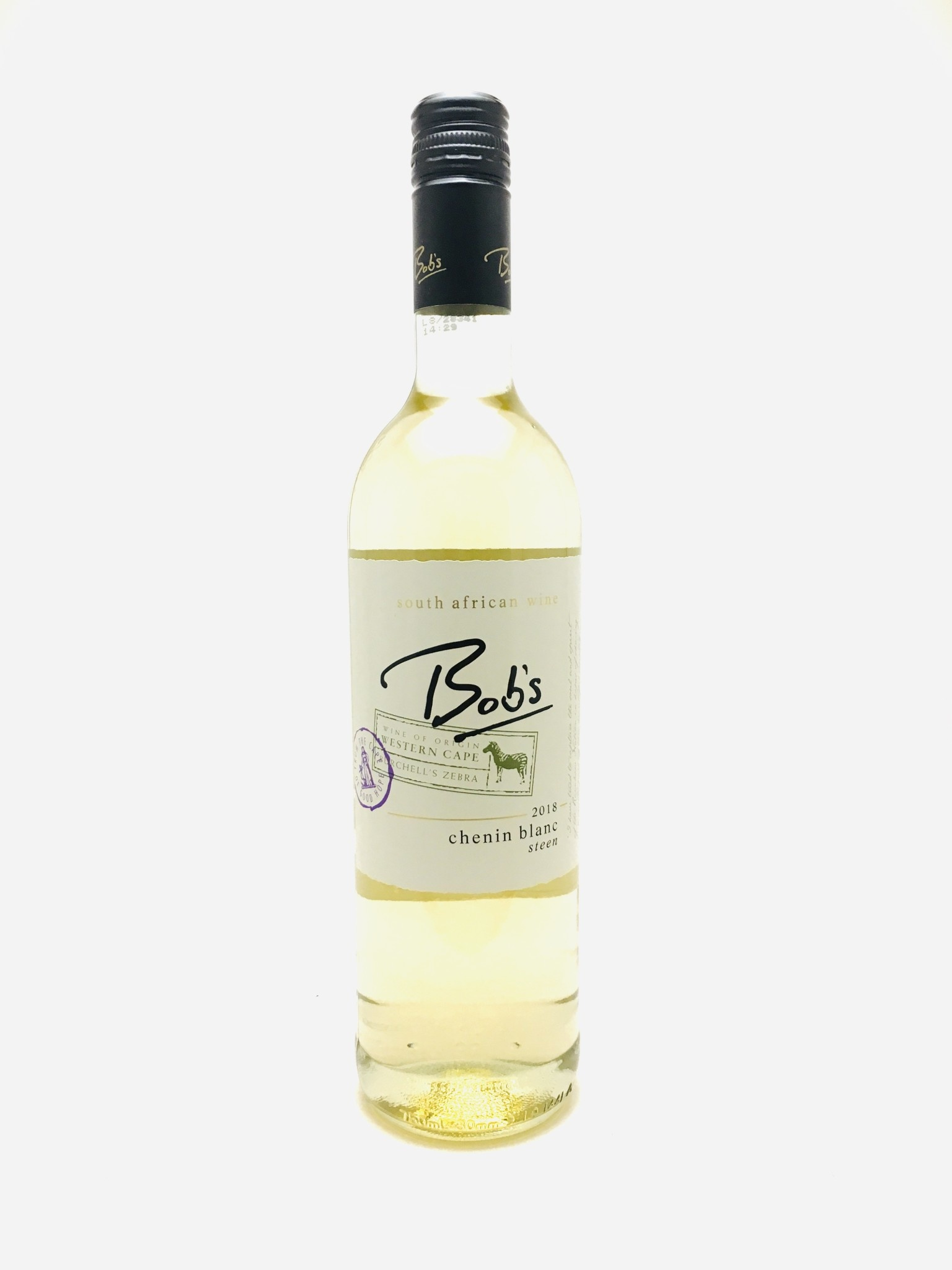 Bob's Chenin Blanc Western Cape South Africa 2019