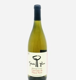 Gabriele Rausse Vin Gris de Pinot Noir Rose Monticello Virginia 2019