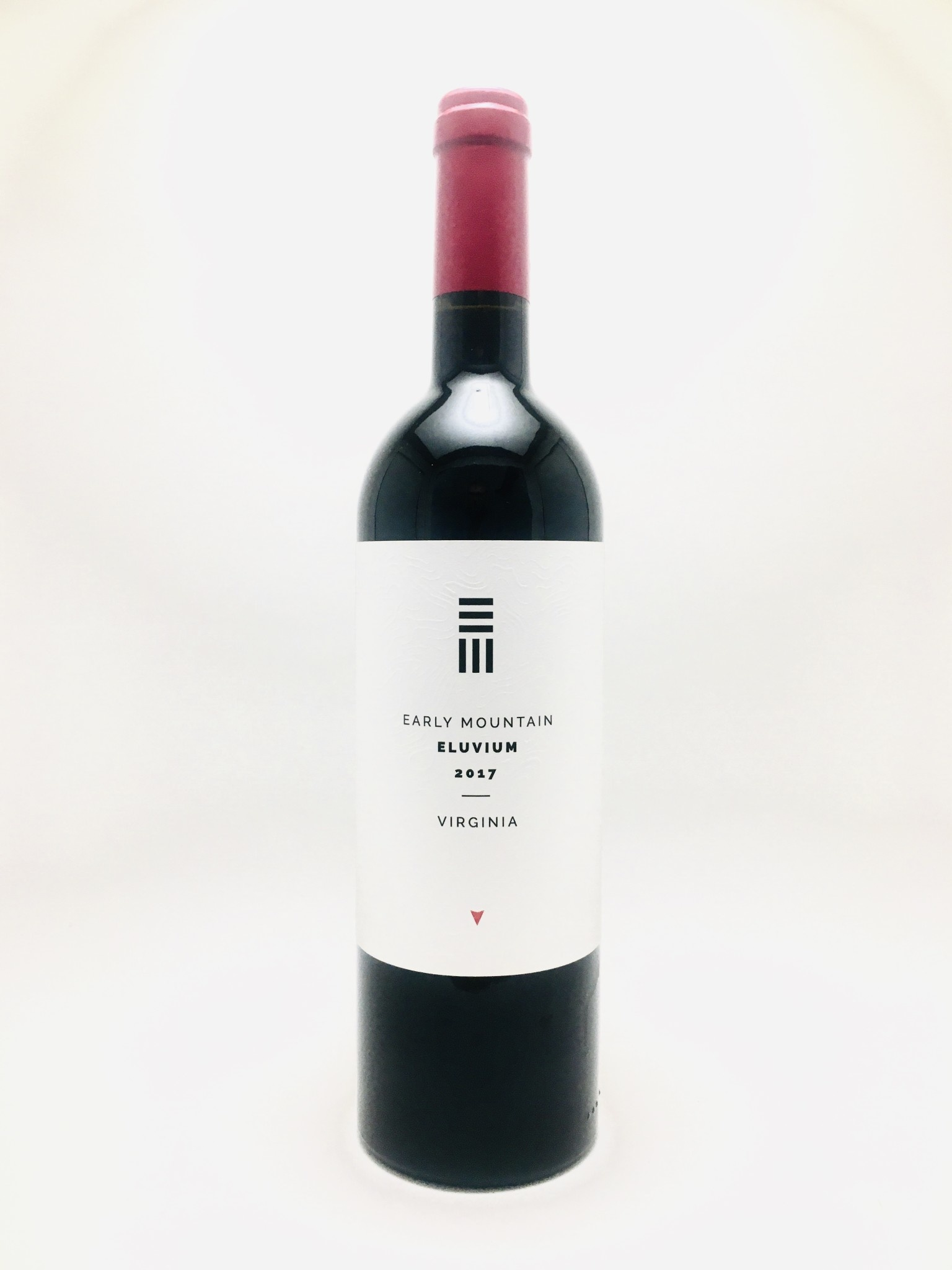 Early Mountain Eluvium Red Blend Virginia 2017
