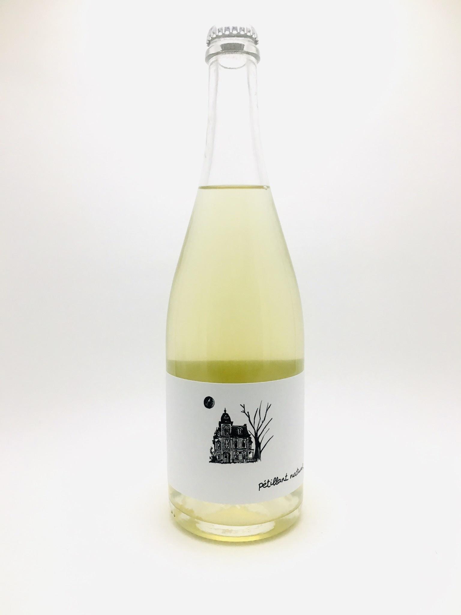 Early Mountain Pet Nat (Naturally Sparkling) Blanc Malvasia Bianca Virginia 2020