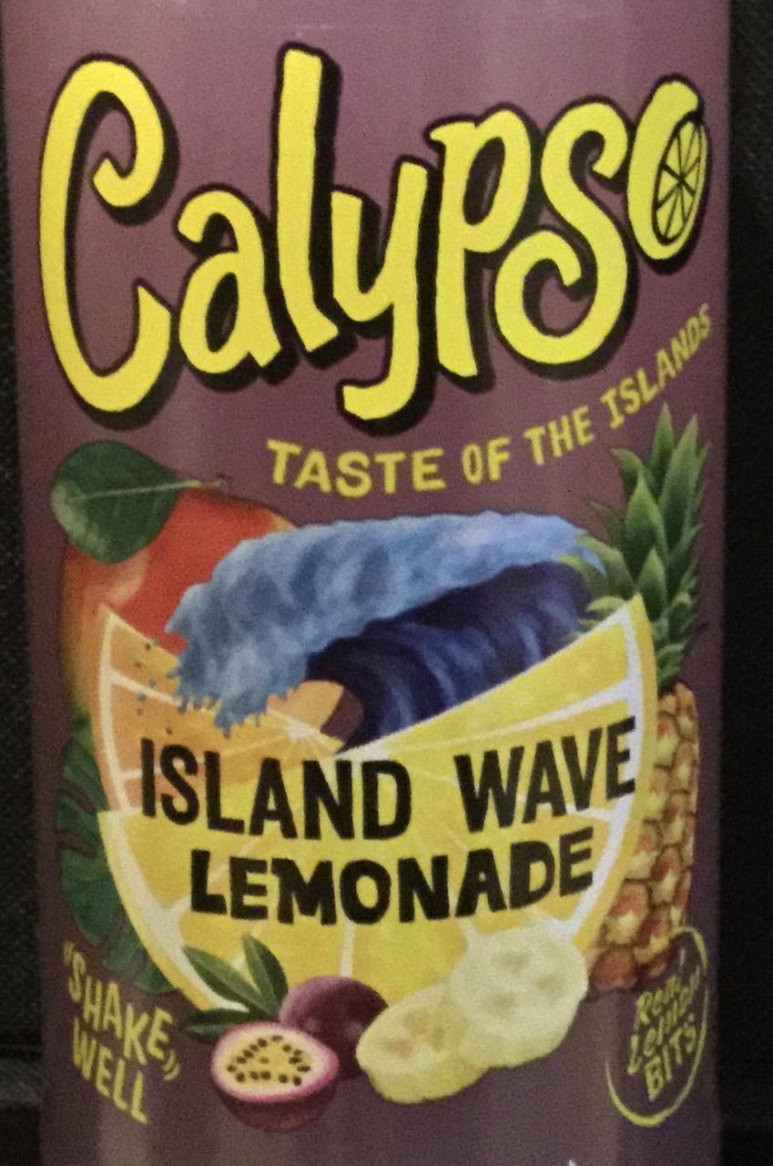 Calypso Island Wave Lemonade 16 fl oz