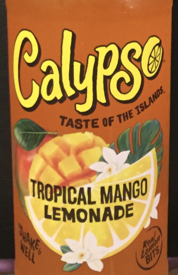 Calypso Mango Lemonade 16 FL OZ