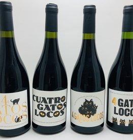 Chakana Winery 4 Gatos Locos Malbec Valle de Uco Mendoza Argentina 2017