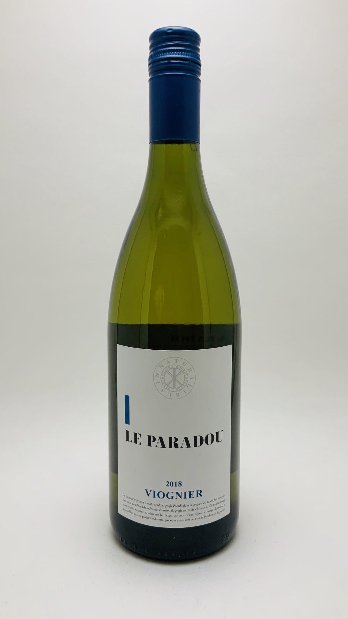 Le Paradou Viognier France 2018