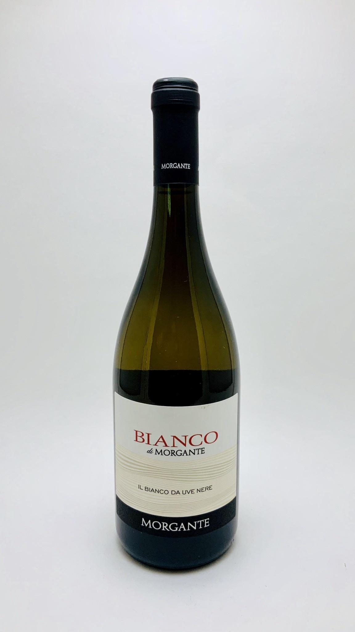 Bodegas Morgante Bianco di Morgante Nero d'Avola Sicilia Italy 2018