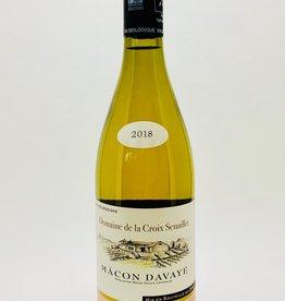 Domaine de la Croix Senaillet Chardonnay Mâcon-Davayé France 2018