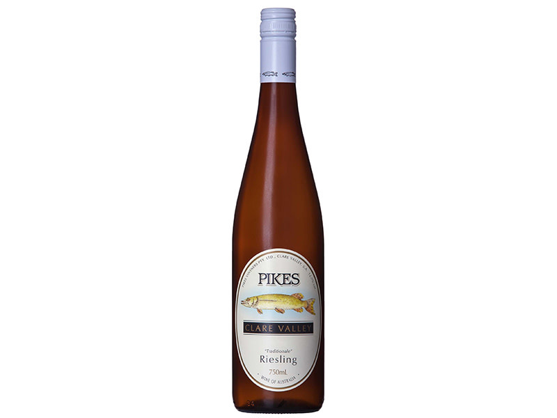 Pikes Wines Hills and Valleys Riesling Clare Valley Austraila 2018