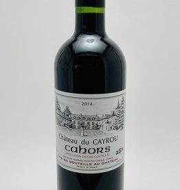 Château du Cayrou Malbec Cahors France 2014
