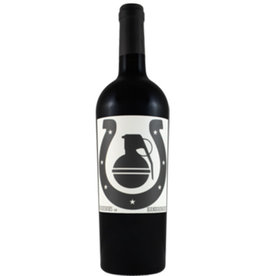 Mouton Noir Horseshoes and Hand Grenades Red Blend Washington