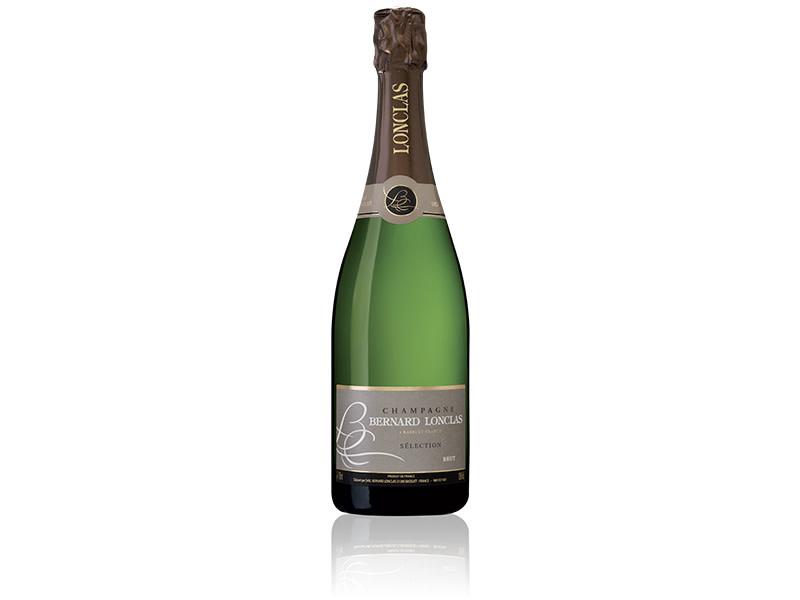 Bernard Lonclas Selection Brut Champagne France NV