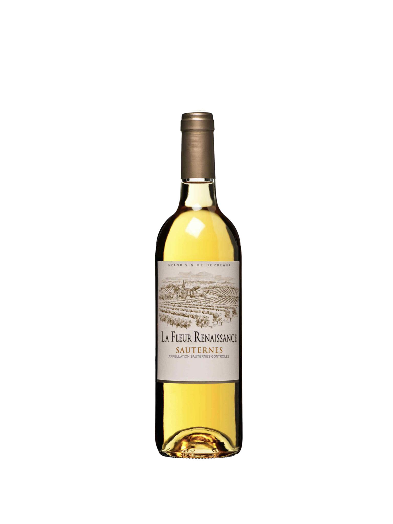 Antoine Moueix  La Fleur Renaissance Sauternes Bordeaux France 2016