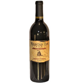 Mountain Run Winery Culpeper Crimson Virginia 2017