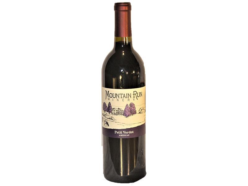 Mountain Run Winery Petit Verdot Virginia 2017