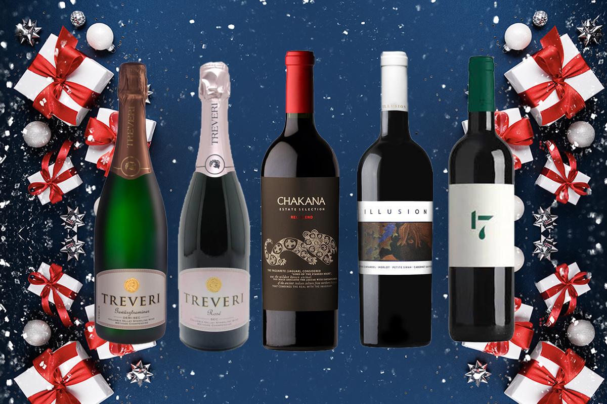 Last Minute Gift Wines!