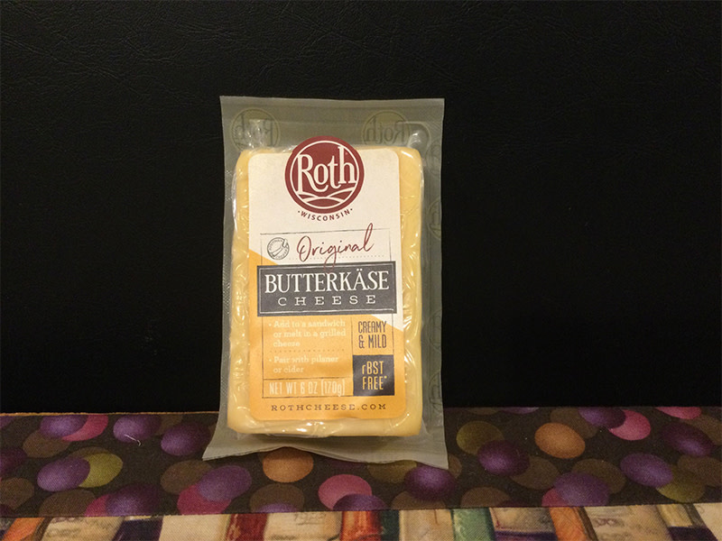 Cheese Roth Butterkase Deli Cuts