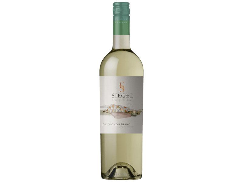 Viña Siegel Savignon Blanc Special Reserve Leyda Valley Chile 2020
