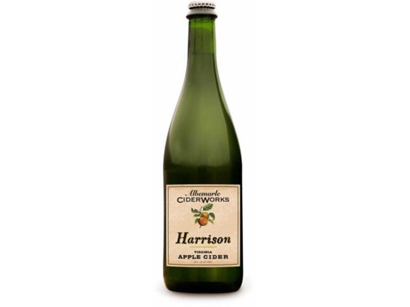 Albemarle CiderWorks Harrison Virginia NV