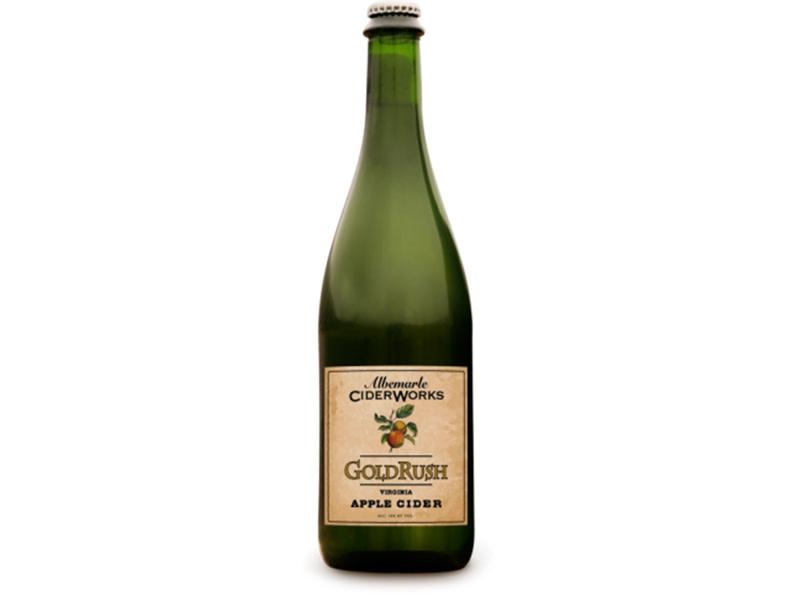 Albemarle CiderWorks Goldrush Virginia NV