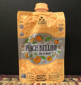 Lt Blender Peach Bellini Wine Freezer