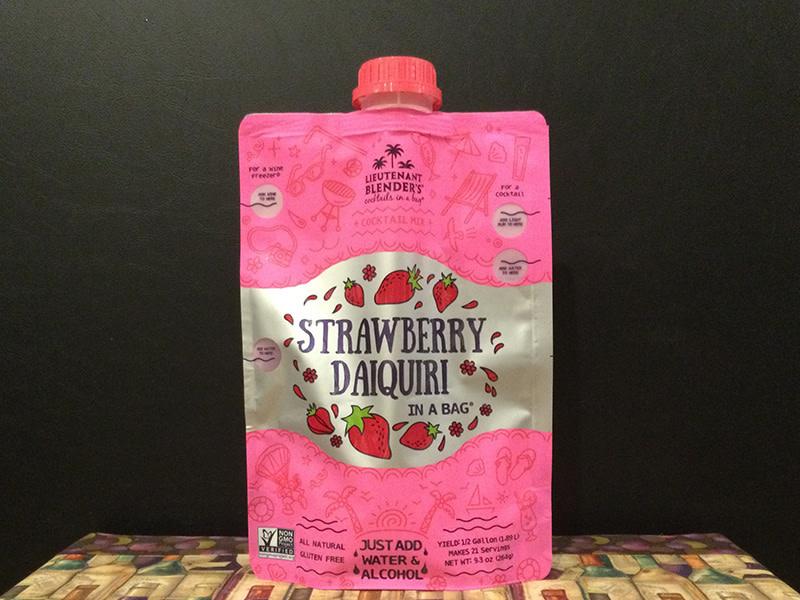 Lt Blender Strawberry Daiquiri