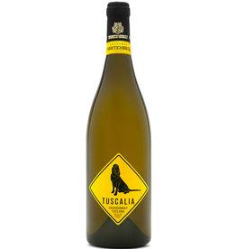Montemorli Tuscalia Chardonnay Tuscany Italy 2019
