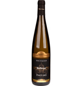 Wolfberger Pinot Gris Alsace France 2019