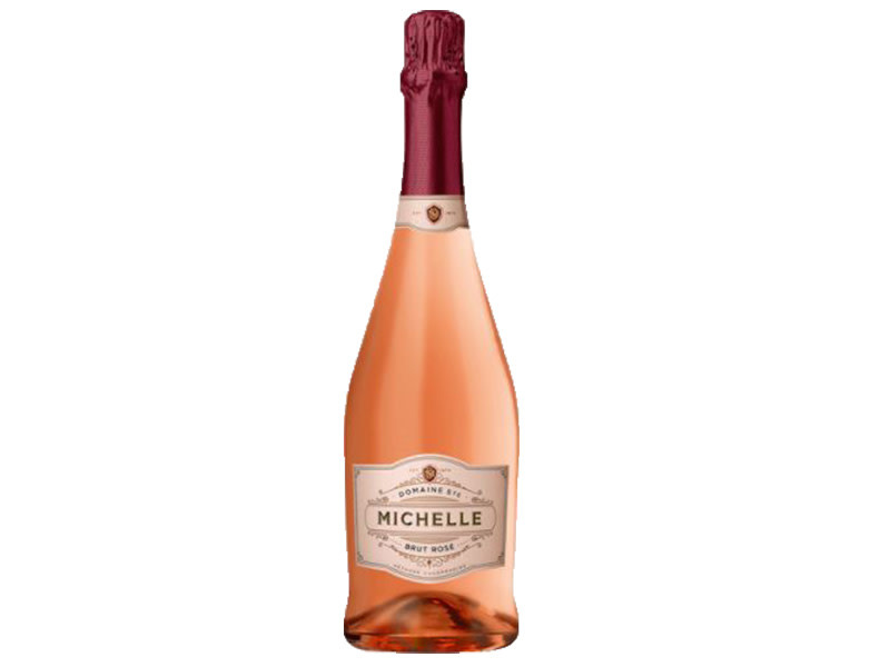 Domaine Ste. Michelle, Brut Rosé Méthode Champenoise Columbia Valley