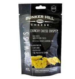 Bunker Hill SWISS CHEESE CRISPS