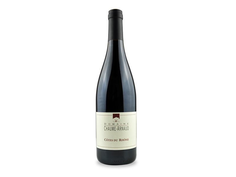 Domaine Chaume-Arnaud Rouge Vinsobres France 2016