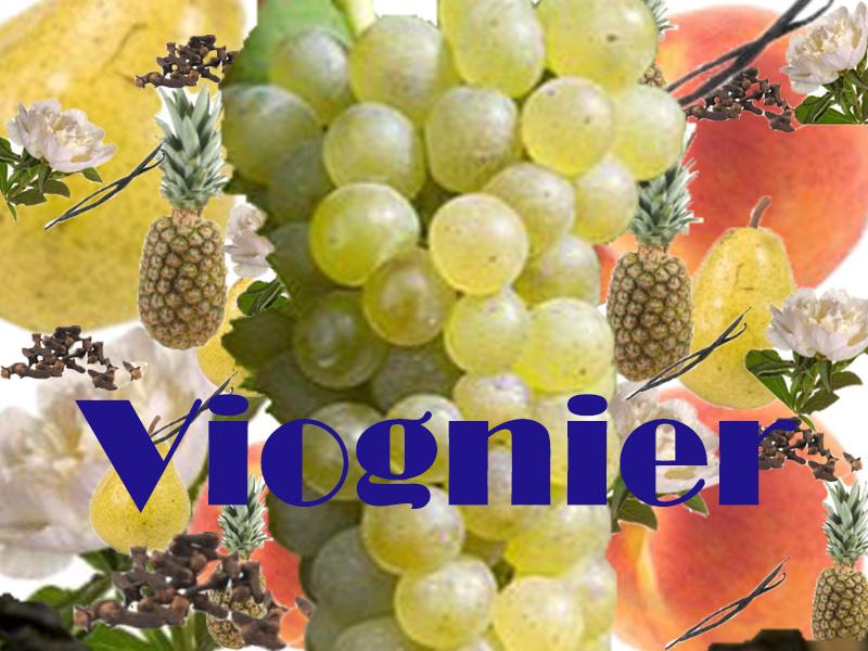 Unctuous Viognier