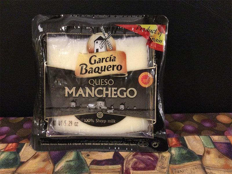 Cheese -MANCHEGO SEMI CURADO 4 MONTH