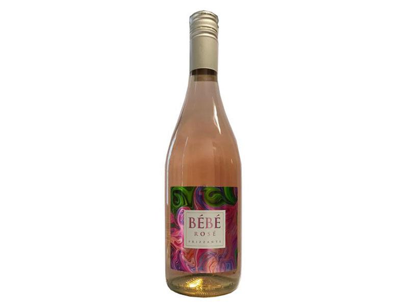 Siema Estate Wines Bébé Sparkling Rosé  Delle Venezie Italy NV
