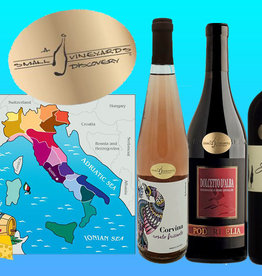 1 - Register Bundle - October- Small Vineyards Discovery