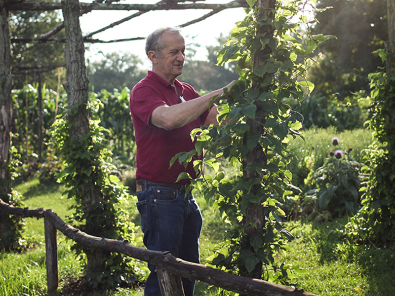 Celebrating Virginia Wine Month with the Patriarch of Modern Virginia Wine