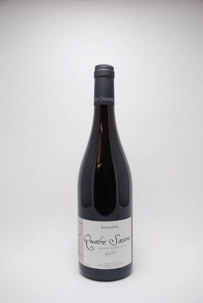 Domaine Chasselay Beaujolais Quatre Saisons 2016