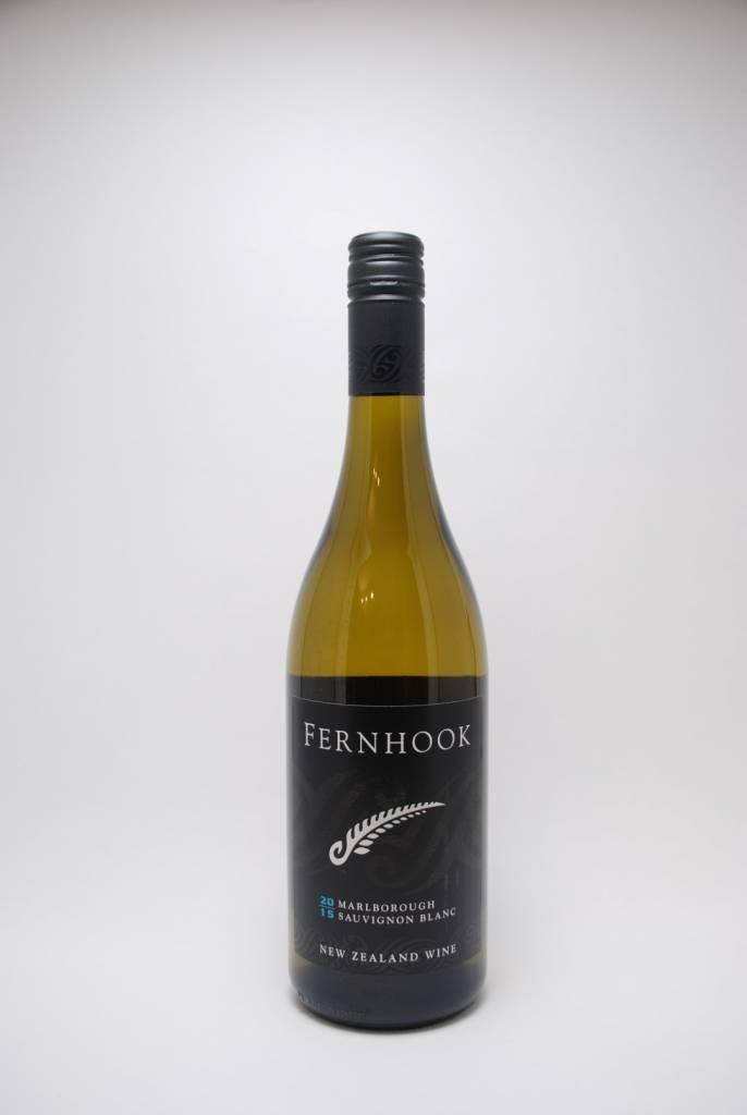 Fernhook Estate Sauvignon Blanc Marlborough New Zealand 2018