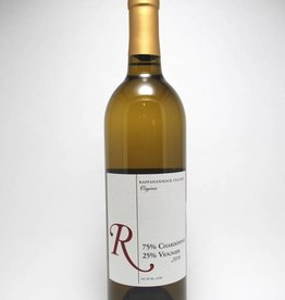 Rappahannock Cellars Chardonnay/ Viognier White 2017