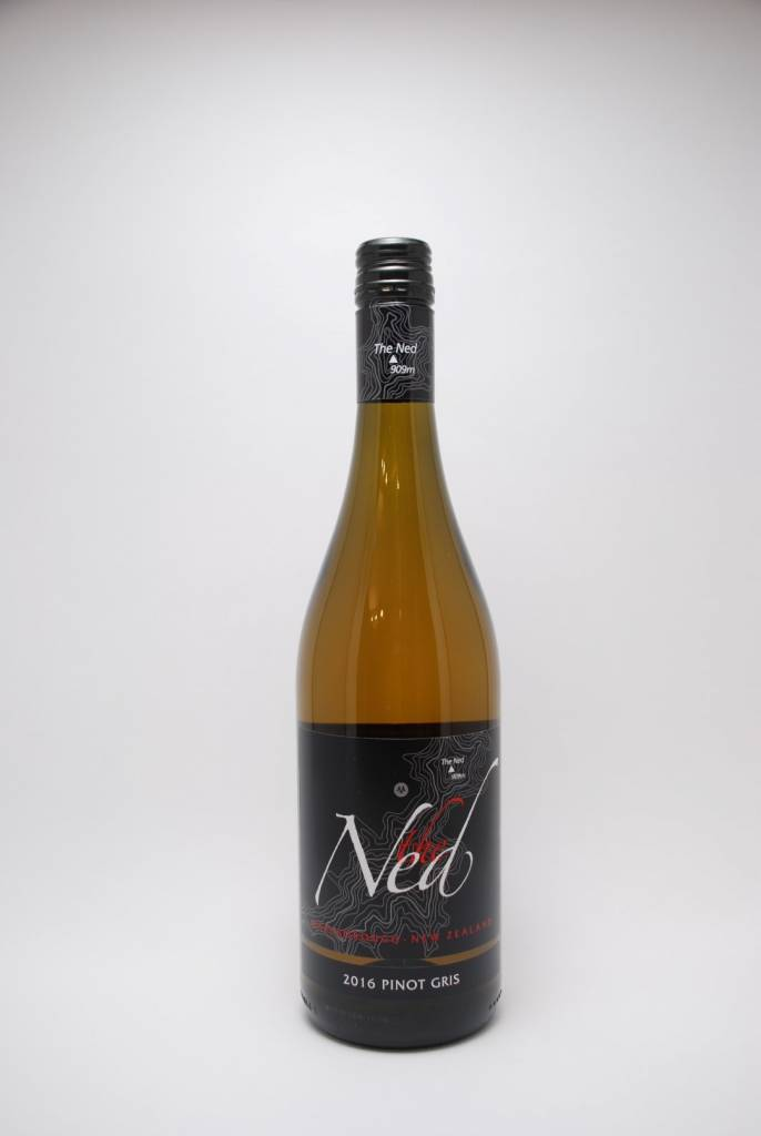 The Ned Pinot Gris Marlborough New Zealand 2019