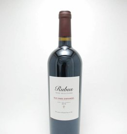 Rubus Lodi Old Vine Zinfandel 2017