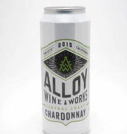 Alloy Central Coast Chardonnay (can)