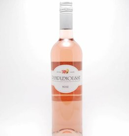 Pamplemousse Aromatic Rosé with Grapefruit France NV