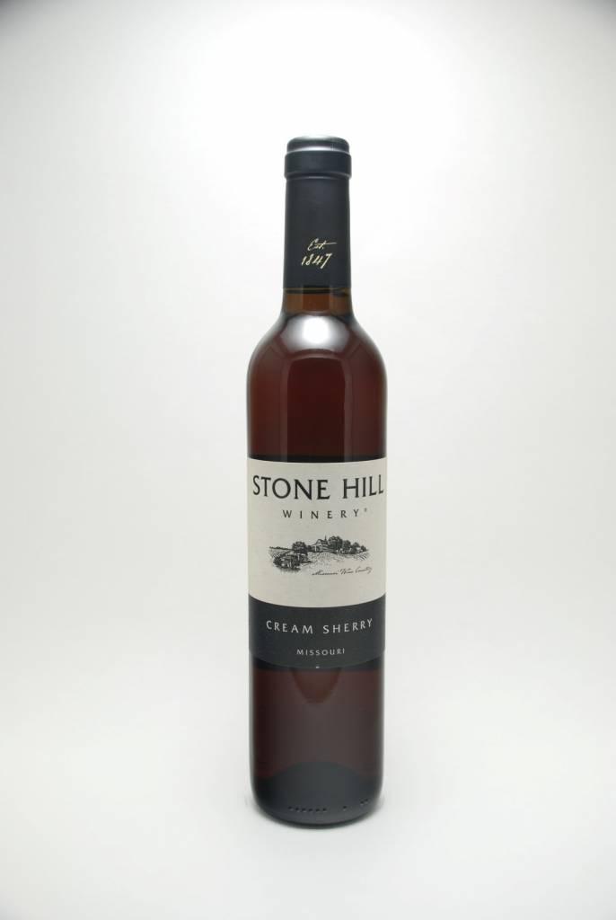 Stone Hill Cream Sherry Missouri NV