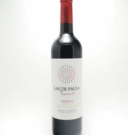 Lar De Paula Crianza Rioja DO Spain  2016