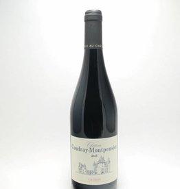 Château Coudray Montpensier Cabernet Franc Chinon France 2016