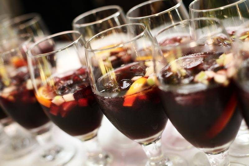 Sangria for 4th of July