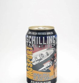 Schilling Pineapple Passionfruit Passport Washington