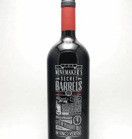 Winemaker's Secret Barrels Red Blend NV