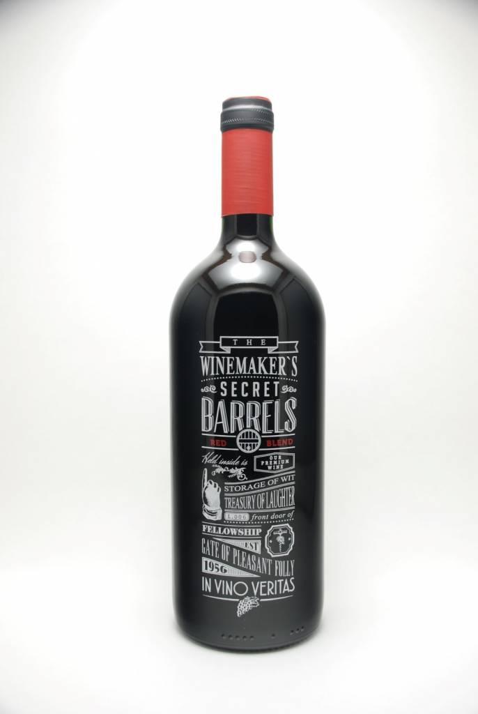 Winemaker's Secret Barrels Red Blend NV