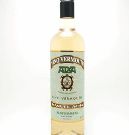 Destilerias Acha Atxa Vino Vermouth Blanco Basque Spain NV