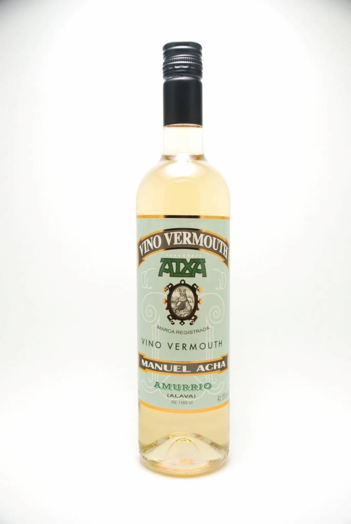 Destilerias Acha Atxa Vino Vermouth Blanco Basque Spain NV